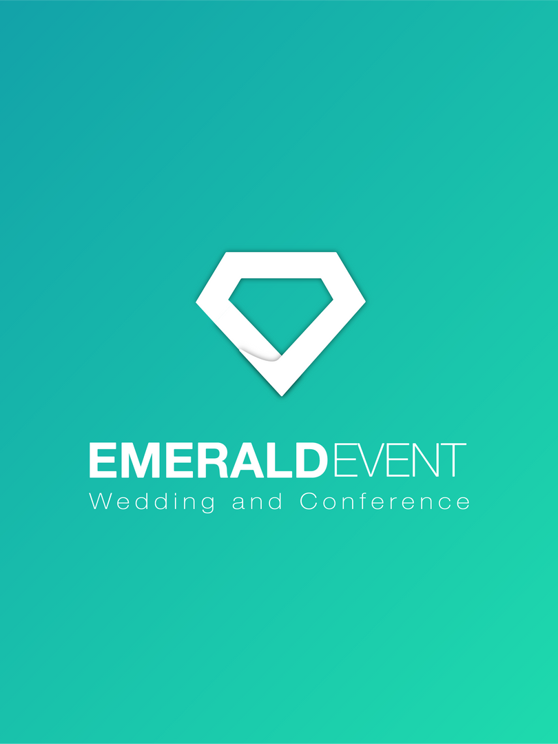 EmeraldEvent | Modern Logo