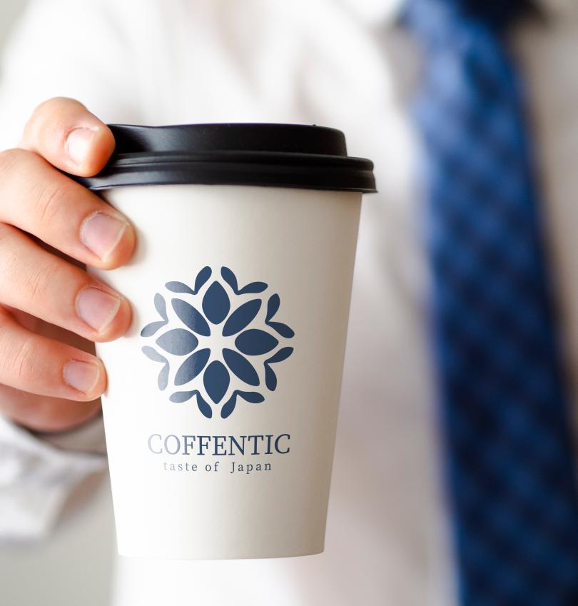 Coffentic | Paper Cup Design I.