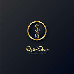 QueenShape | Logó
