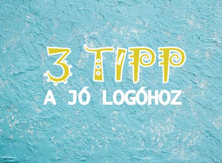3 TIPP A JÓ LOGÓHOZ - Tőlünk, Nektek