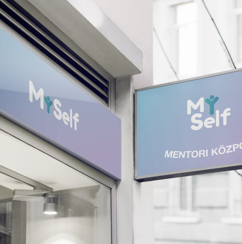 MySelf | Logo Látványterv