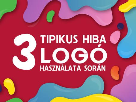 Így kerülj el 3 hibát a logó használata során!