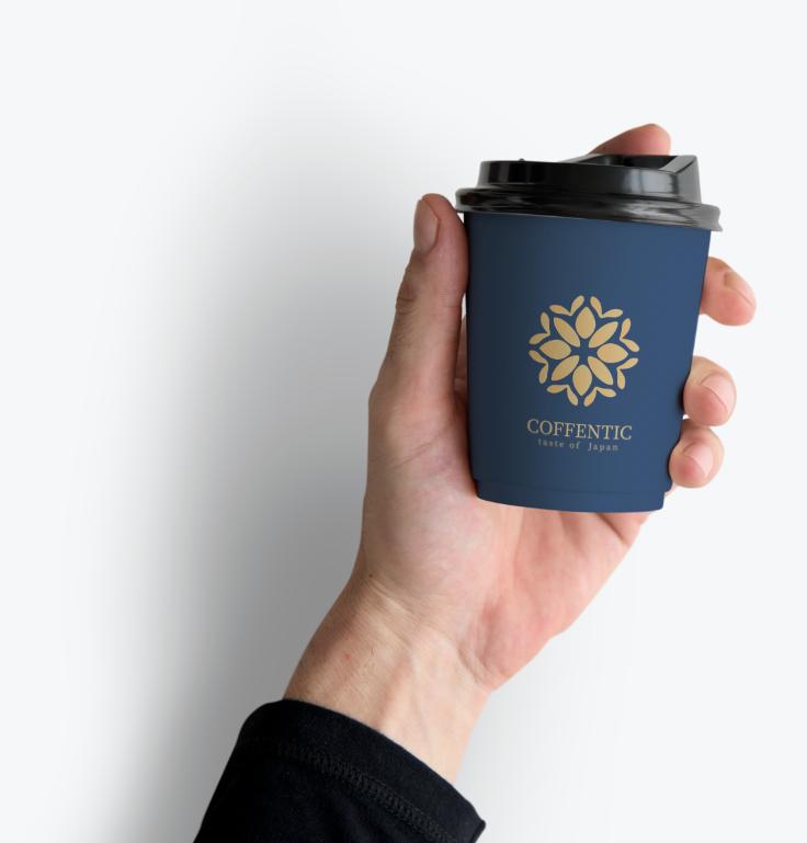 Coffentic | Paper Cup Design II.