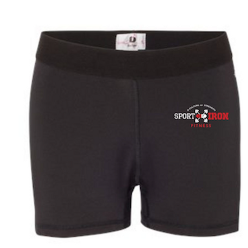 Sport of Iron Women's Pro-Compression Shorts