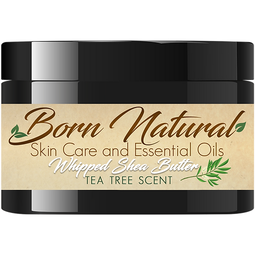 Whipped Shea Butter - Tea Tree Scent