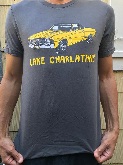 Lake Charlatans Grey T-Shirt