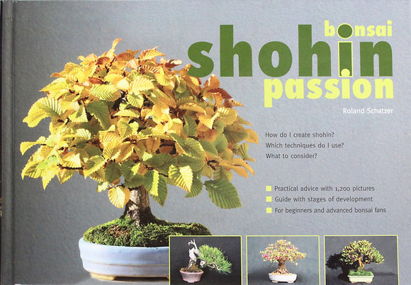 BONSAI SHOHIN PASSION (ANGLAIS)