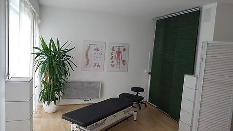 Cabinet ostéopathie Les Lilas Arthur Cochet-Terrasson Paris