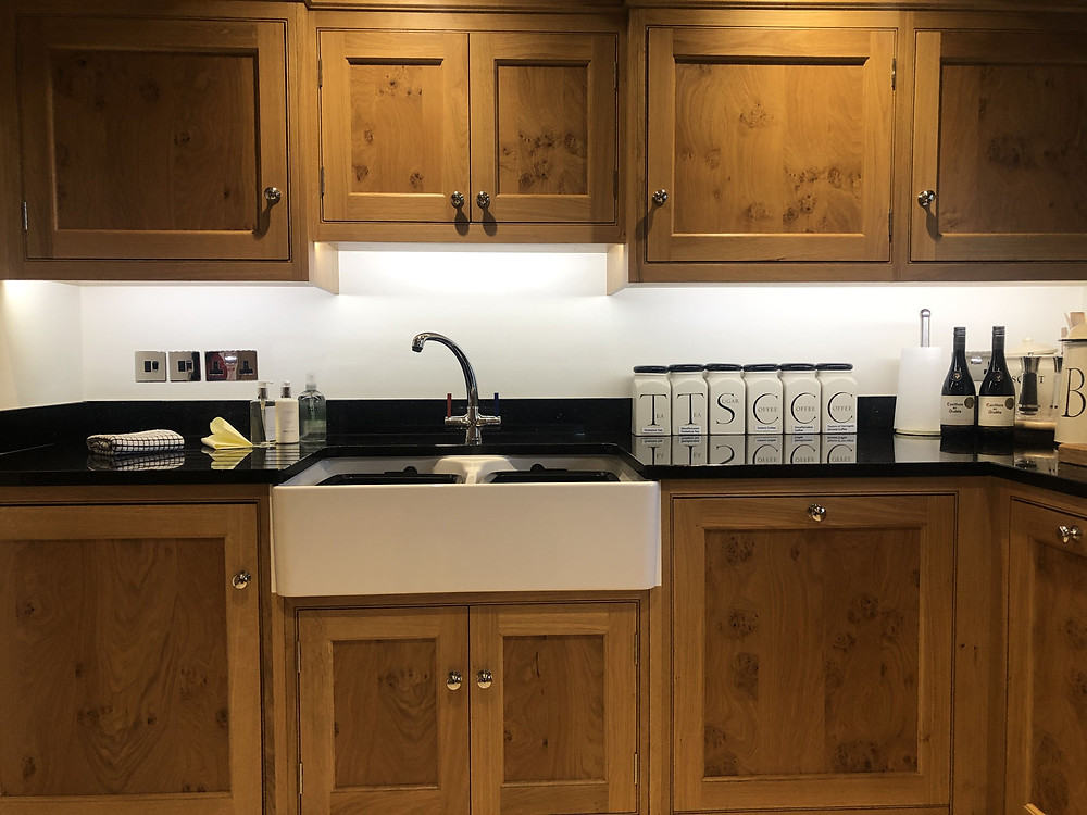 The Dairy Wheelchair Accessible Cottage Kitchen