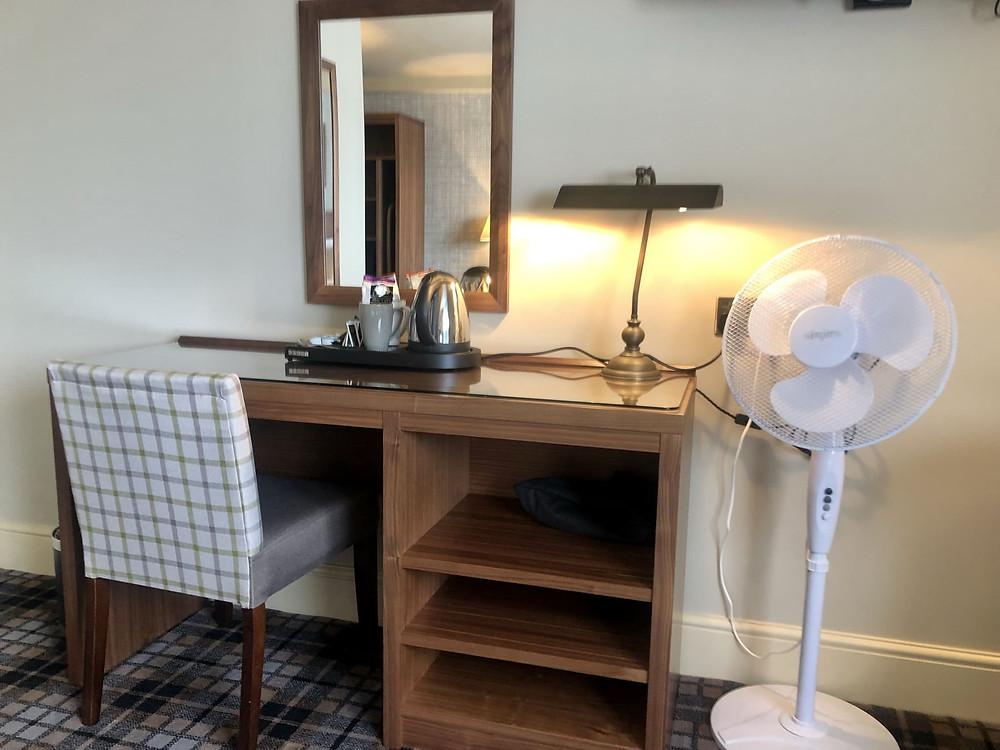 The Seaburn Inn Sunderland wheelchair accessible bedroom desk