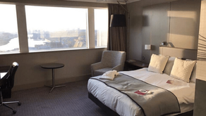 Crowne Plaza Glasgow: Access Review