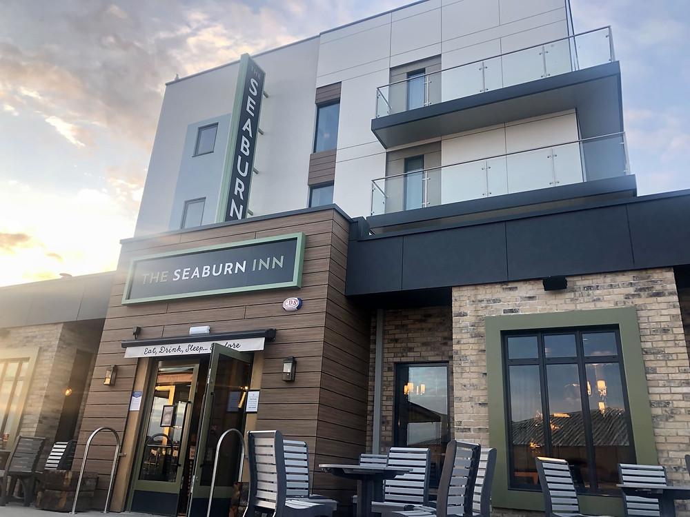 The Seaburn Inn wheelchair accessible hotel exterior