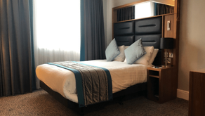 Crowne Plaza Leeds: Access Review