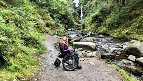 Disabled Access in Callander, Scotland and beyond: A travel guide for wheelchair users