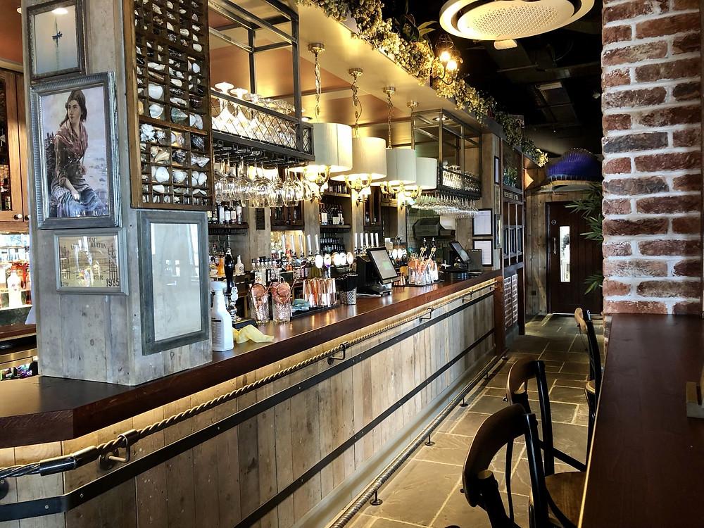 The Seaburn Inn Sunderland restaurant bar