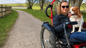 Four Wheelchair Accessible Dog Friendly Places to Stay in the UK