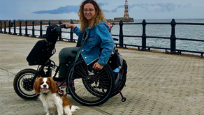 Disabled Access at the UK's hidden gem beach resort: A travel guide to Seaburn for wheelchair users