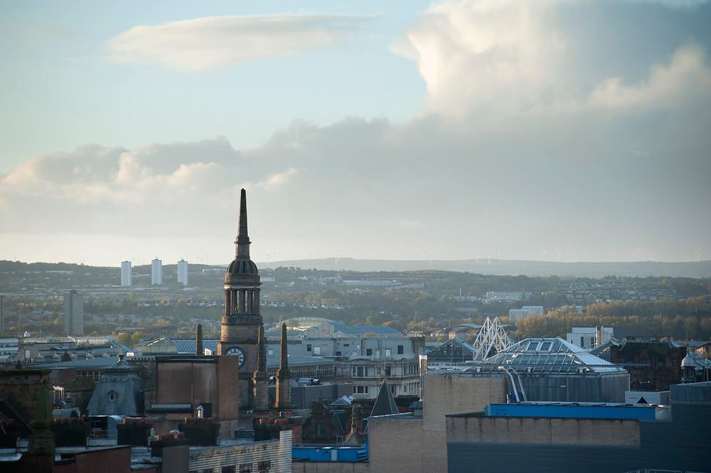 Glasgow Skyscape