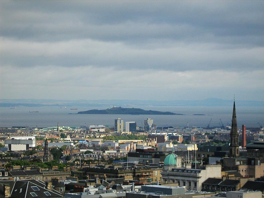 Edinburgh Sykline