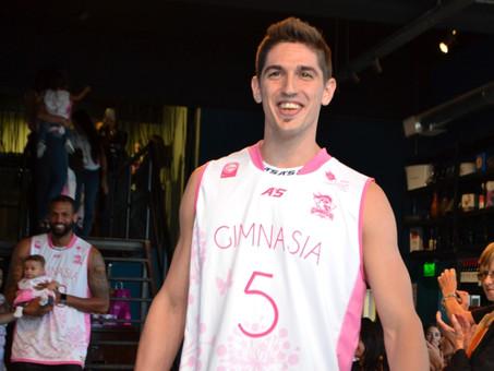 Gimnasia presentó la Camiseta Oficial del Mes de la Mujer