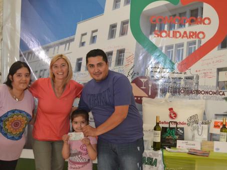 El bono de Comodoro Solidario tiene ganador