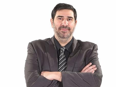 """Gonzalo García: """"Me siento cómodo en el club y en la ciudad"""""""