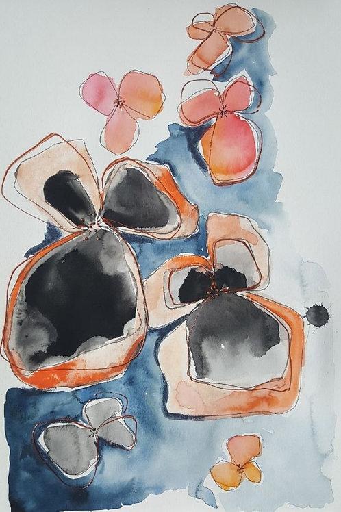 Floral Watercolor no. 4