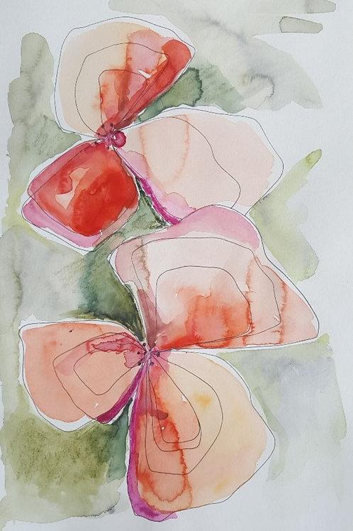 Floral Watercolor no. 3