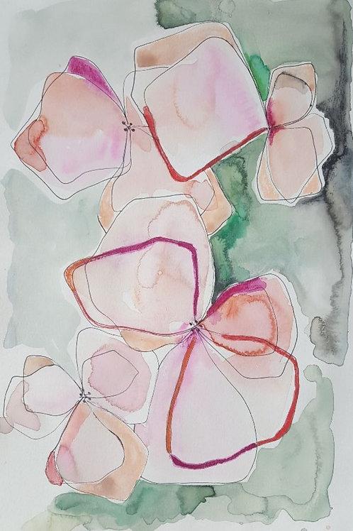 Floral Watercolor no. 1