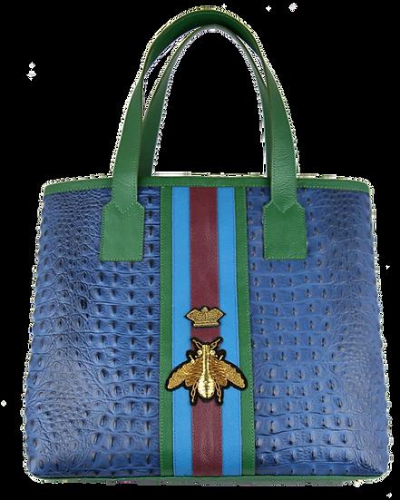 OLYMPIA Leather Handbag