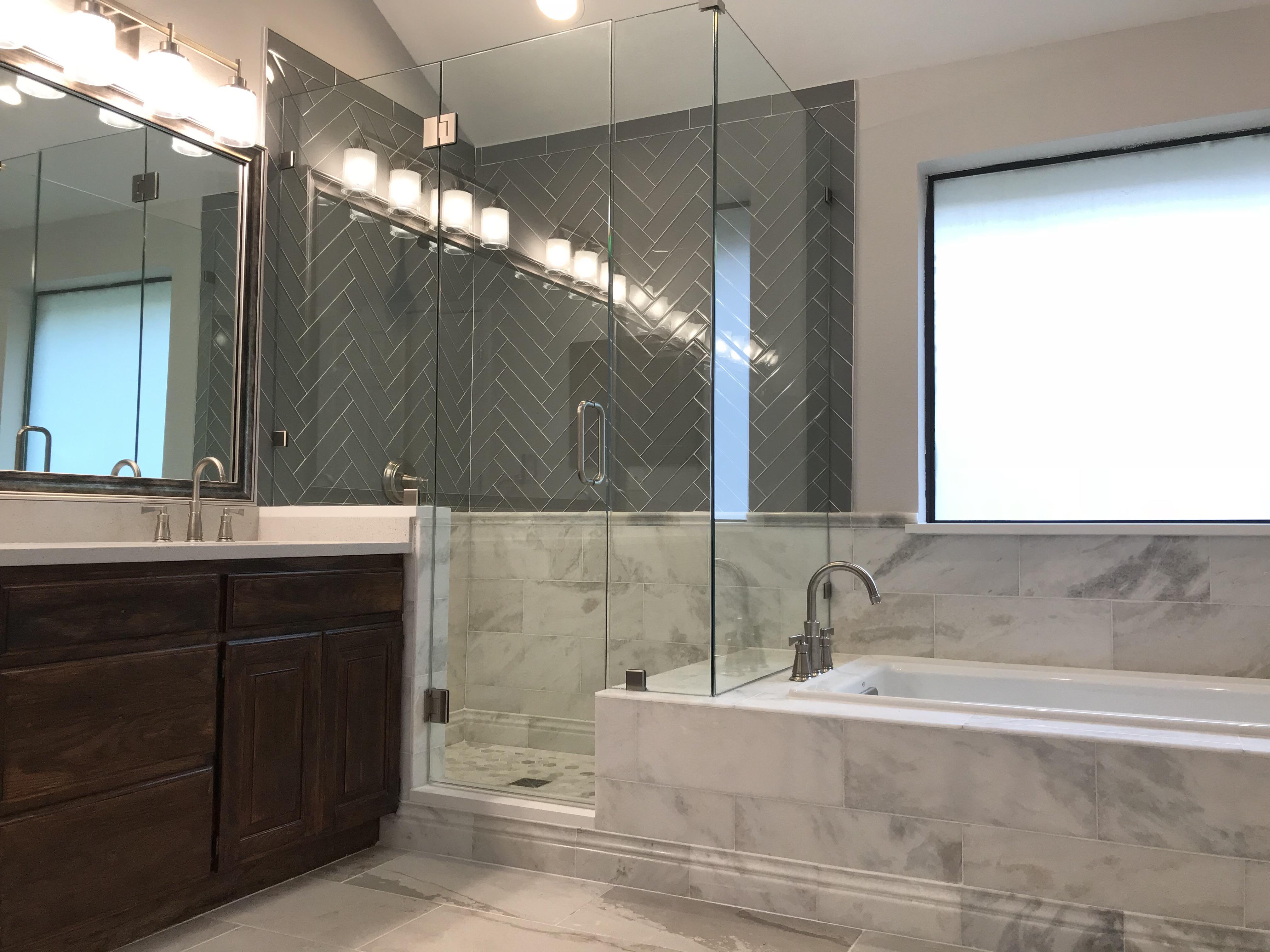 Master bathroom remodeler - Plano, TX