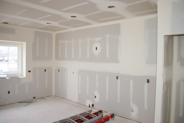 Drywall Installation and Texture