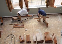 Wood Flooring Installation