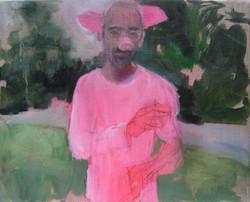 Le Gilles en rose N°1