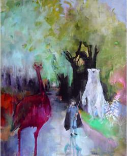 La Paix chez les bêtes / l'ours