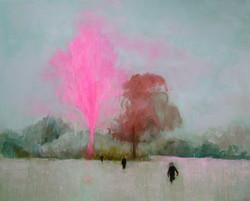 L'arbre source (rose)