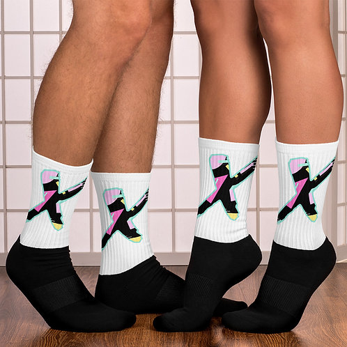 Jim & Cindy Walsh Socks