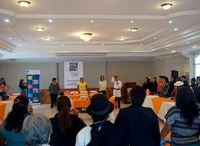 Incidencia y Control Social para Políticas Inclusivas de Género en los GADs