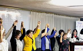Empoderamiento Político y ejercicio de Derechos de Organizaciones de Mujeres en el Ecuador