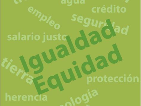 Frontera Ecuador - Colombia una Vida sin Violencia para las Mujeres y Niñas productoras
