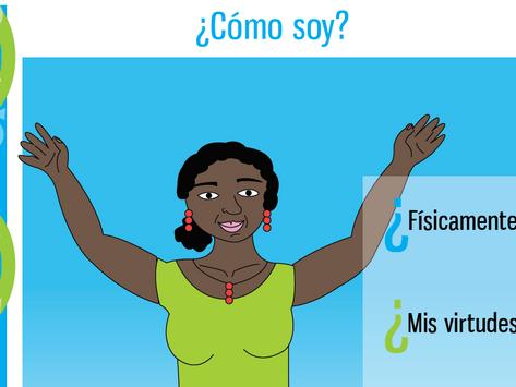 Mujer conoce tus derechos : Autoestima, Identidad Equidad De Género y Derechos / Plegable
