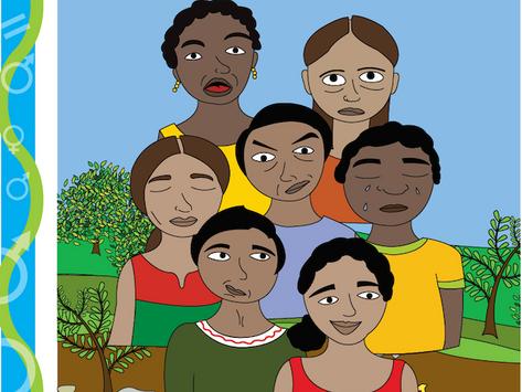 Mujer conoce tus derechos : Autoestima, Identidad Equidad De Género y Derechos / Rotafolio