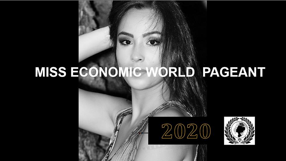 Miss Economic World 2020 Year Book