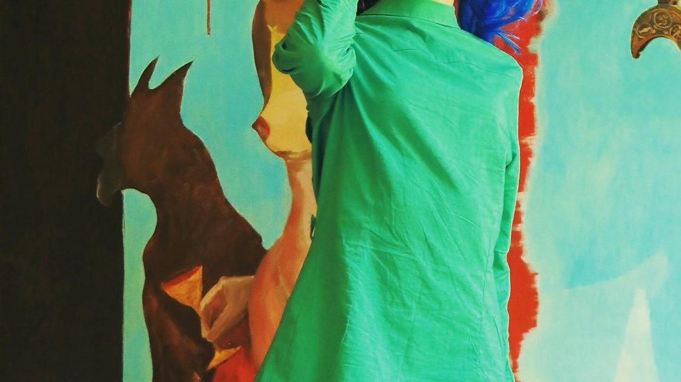 Anna Khachatryan Photograph Creation