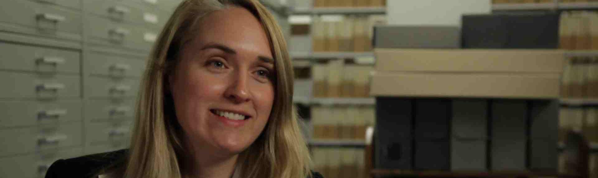 Jenny Robb, Curator at BICLM