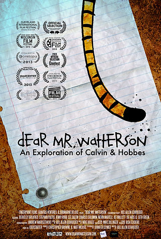 Dear Mr. Watterson film poster