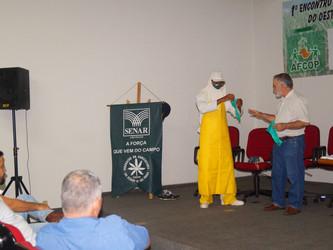 Atuação conjunta dos Programas ELO e MUDA CANA AFCOP, realiza Treinamento para uso com segurança e m