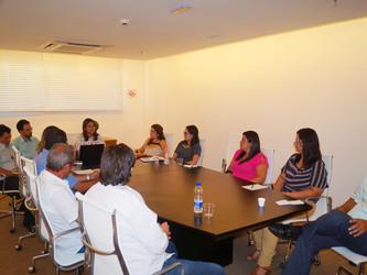 Reunião com Grupo de Comunicação da ORPLANA tem presença de membros da AFCOP.