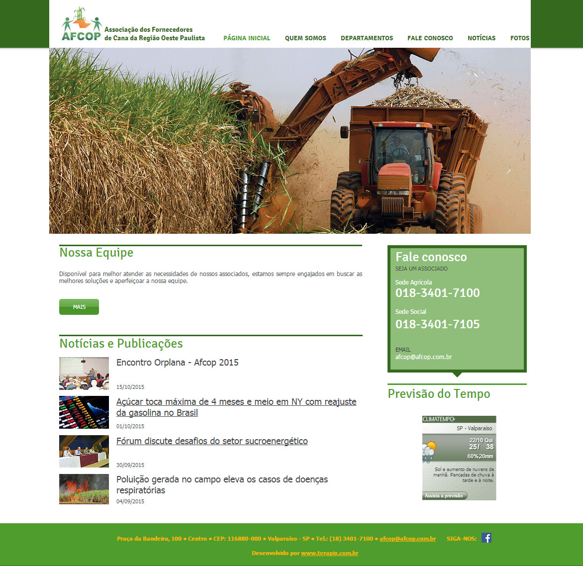 Portal da AFCOP