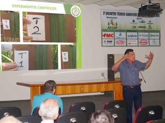 Assembleia fala sobre números de 2015 e destaca inovações do setor Agrícola
